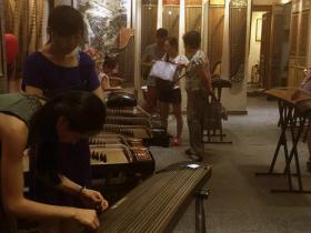 北京去哪买古筝好 该如何选筝?