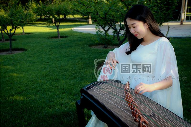 学古筝会得近视吗?